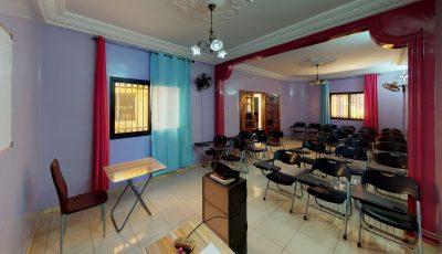 Institut Sabdarifa de Dakar 3D Model