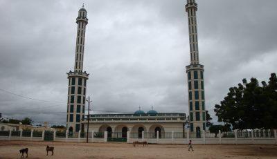 Grande Mosquée de Taïba Niassène 3D Model